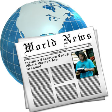 World Media on Branding Women, Nxivm, Keith Raniere
